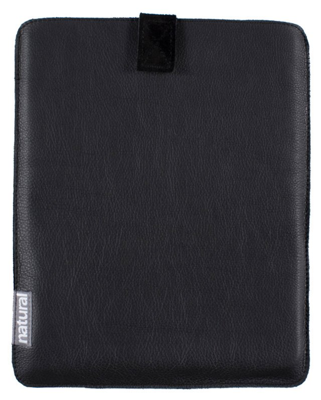 iPad Leather Case, Black