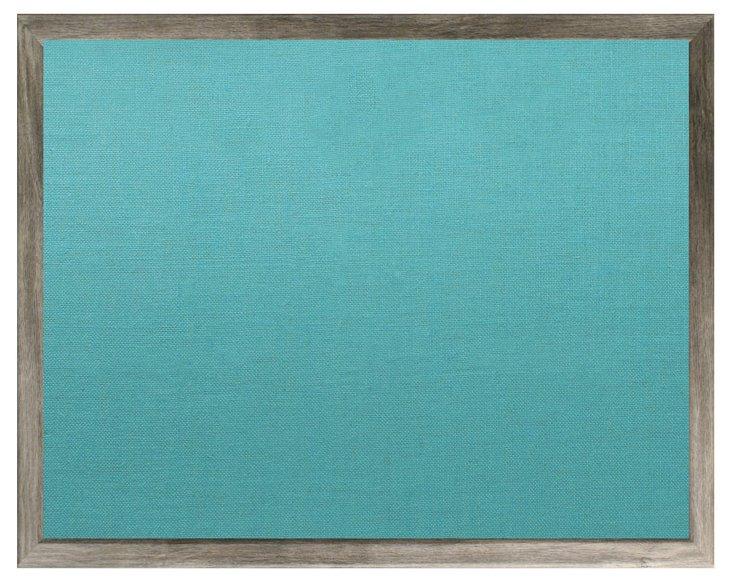 Barnwood Bulletin Board, Aqua