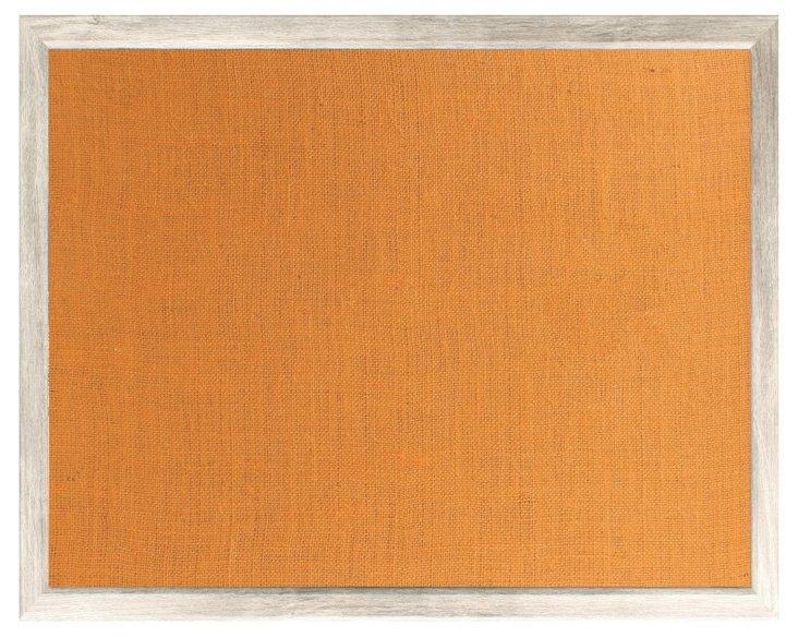 Barnwood Bulletin Board, Orange
