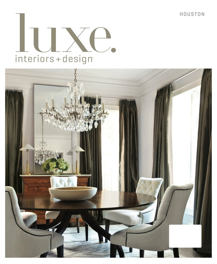 Luxe Magazine Subscription, 1 Year