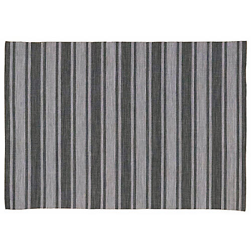 Posh Outdoor Rug, Gray