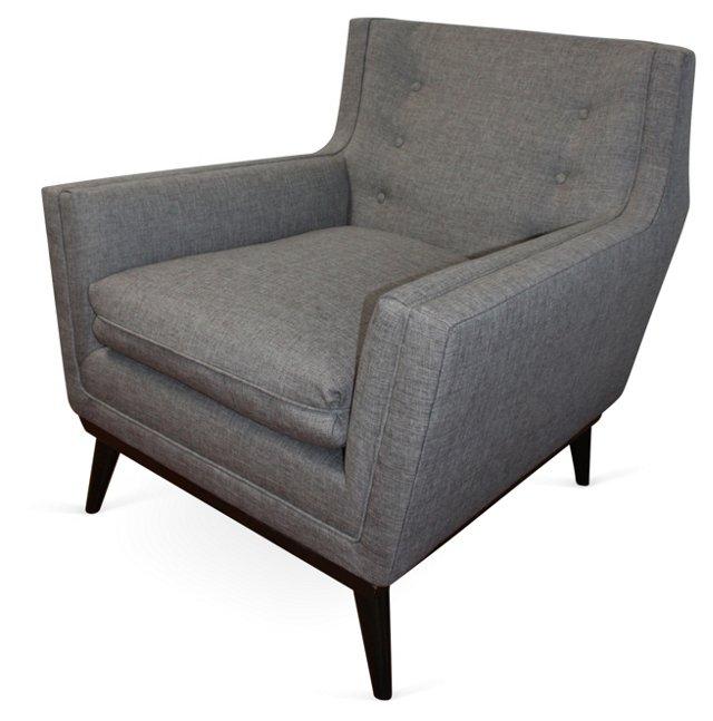 Thompson Chair, Gray