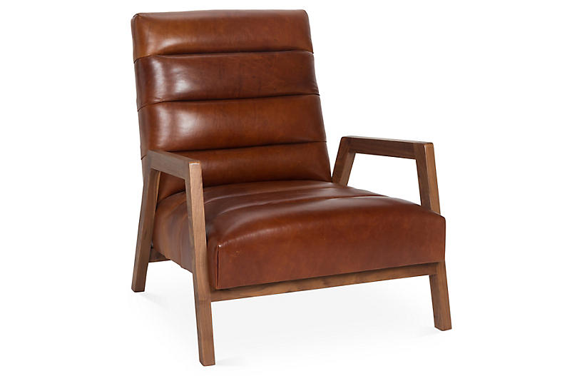 Gracie Channel Chair