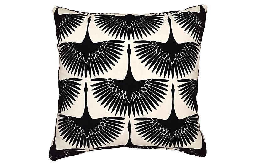 Anca Bird 20x20 Pillow