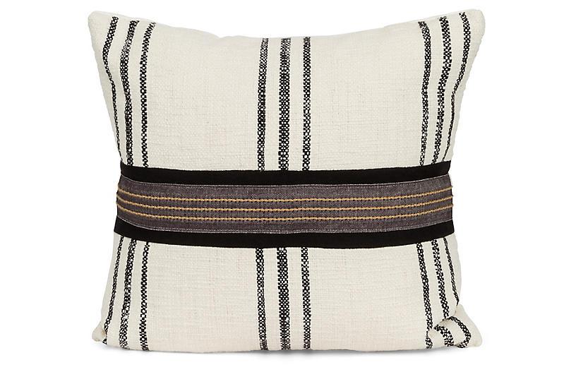 Raffia 20x20 Pillow