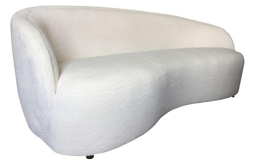 Rondo Sofa, Cream