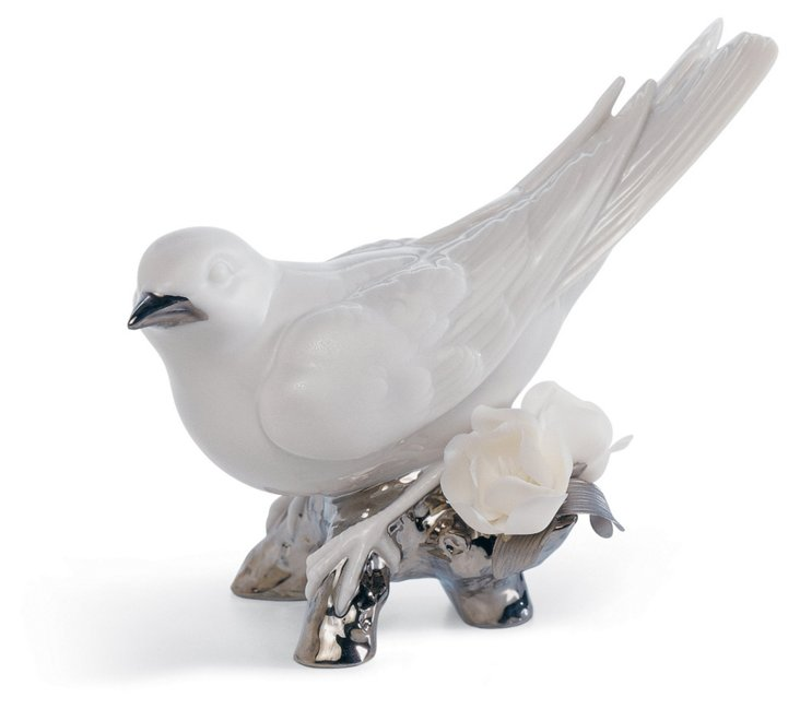 Sweet Sounds of Morning Figurine