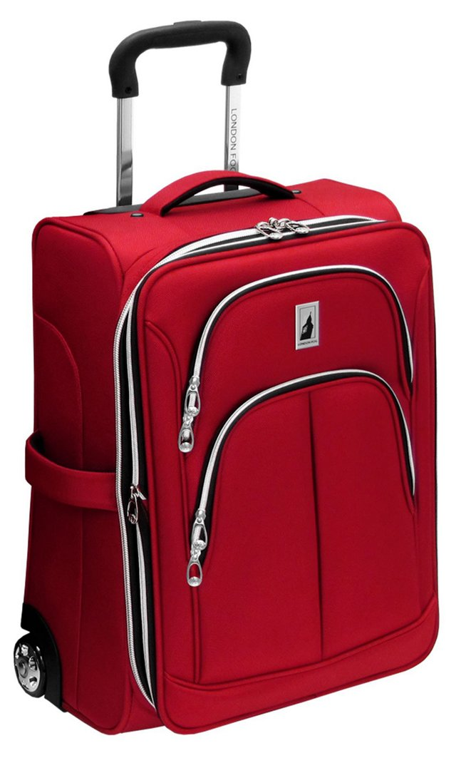 21'' Coventry Upright Carry-On, Red