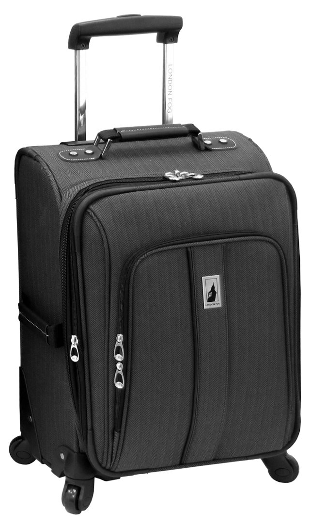 """20"""" Spinner Carry-On, Charcoal"""