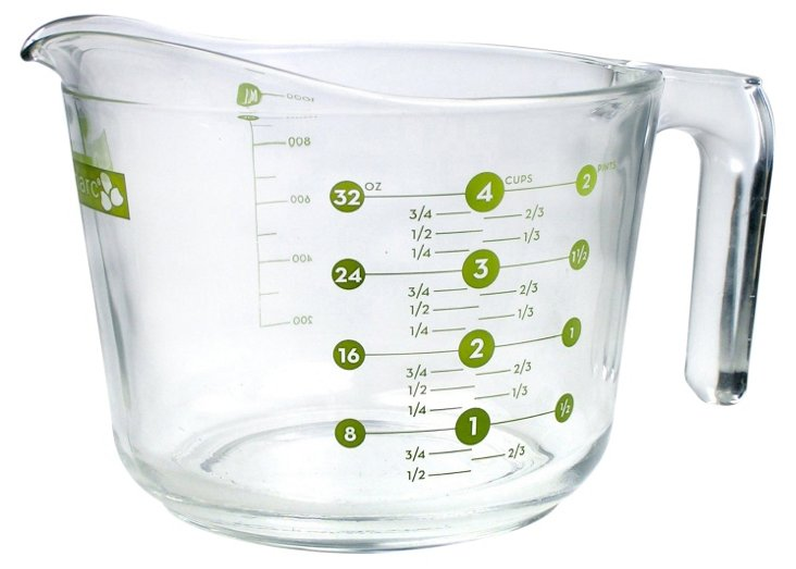 Measuring Cup, 4-Cup
