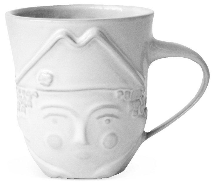 Utopia Soldiers Mug, White