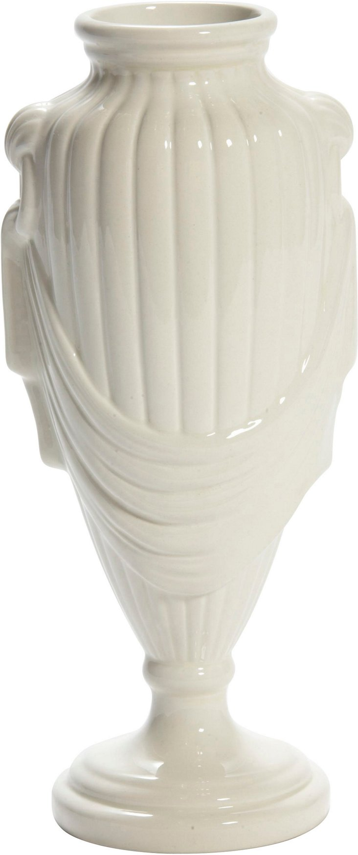 Fluted Vase, Small