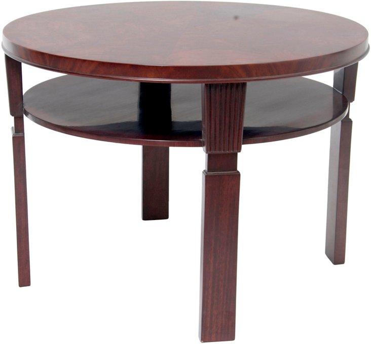 Moderne End Table