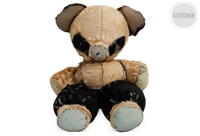 1940s Child's Bear