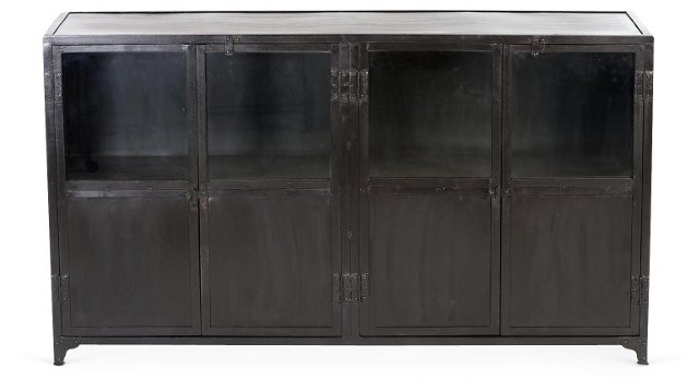 Clarence Buffet, Black