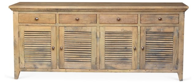 Monroe Sideboard, Driftwood