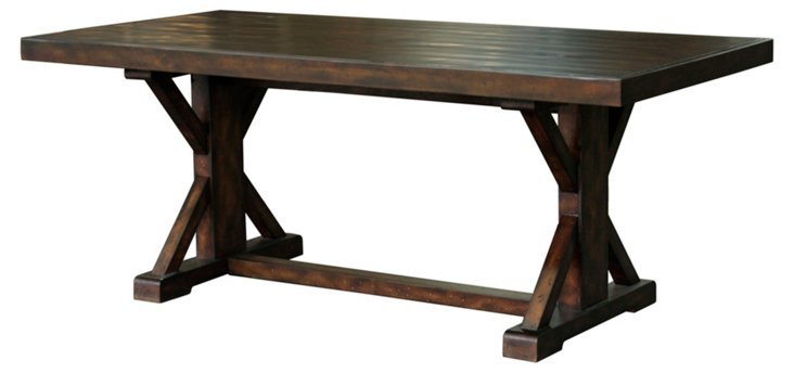 "Camrose 76"" Dining Table"
