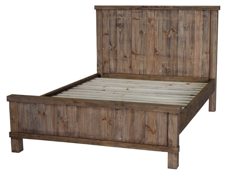 Bexley King Bed