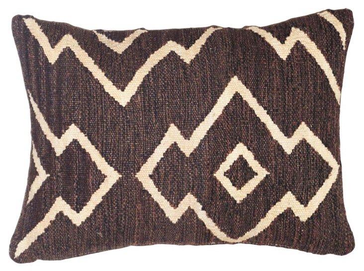 Dunton 14x20 Pillow, Brown
