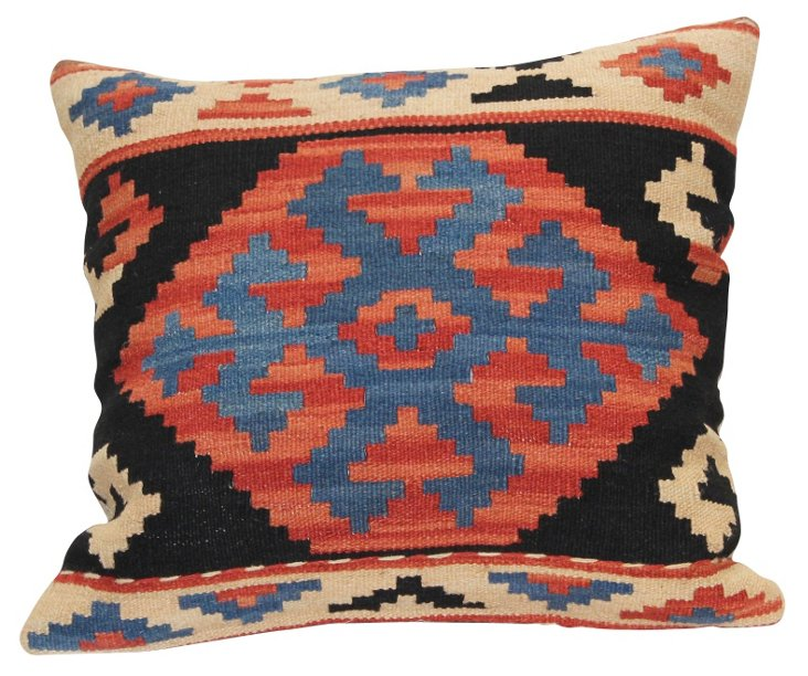 Laramie 24x24 Pillow, Multi