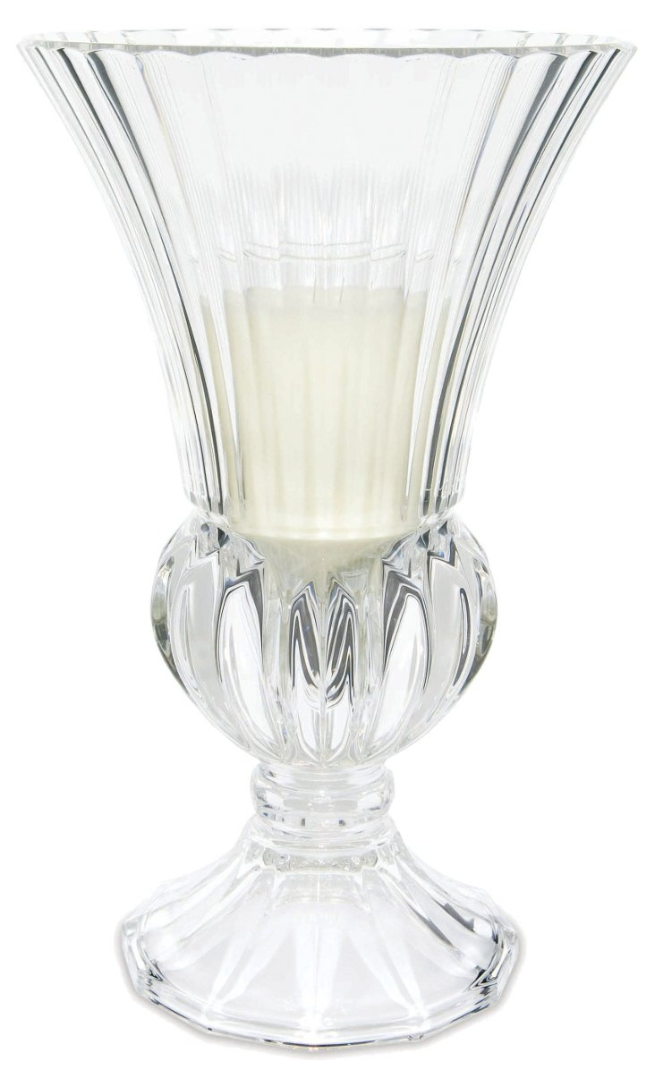 Royal Extract Crystal Candle Urn