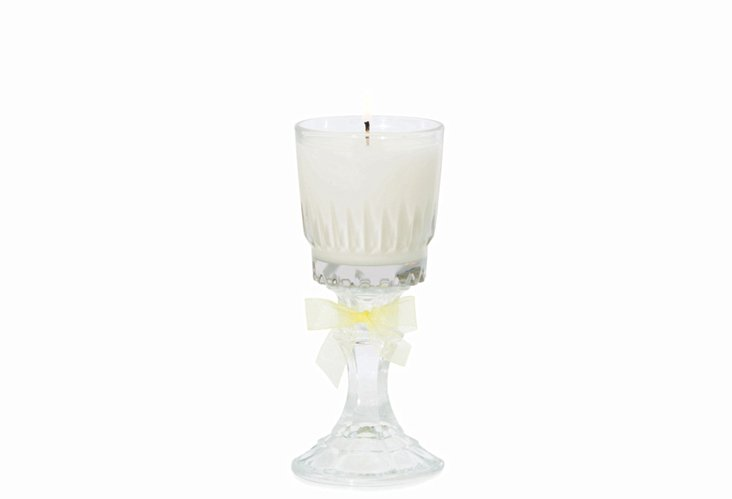 Necture Small Pedestal Candle