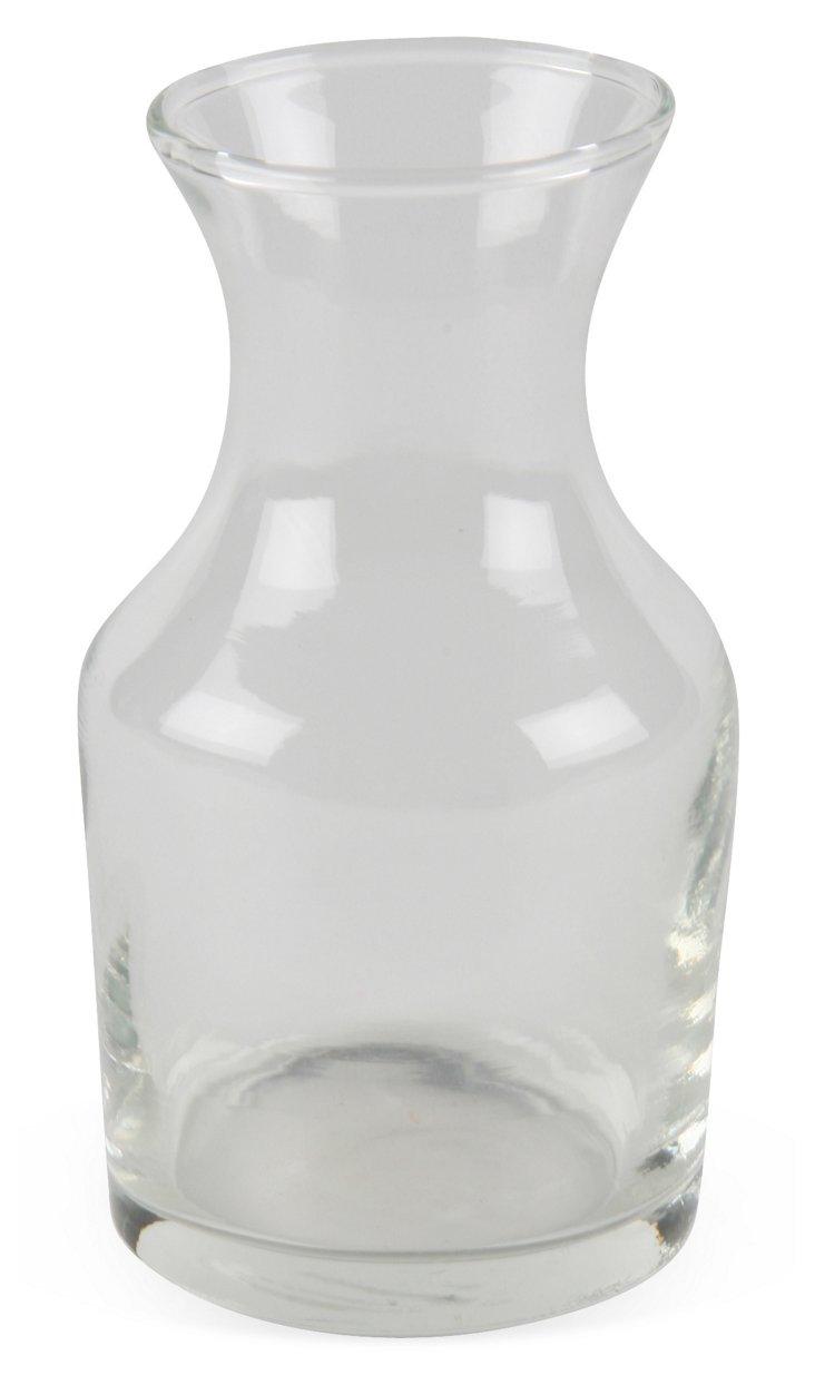 Glass Flower Vase III