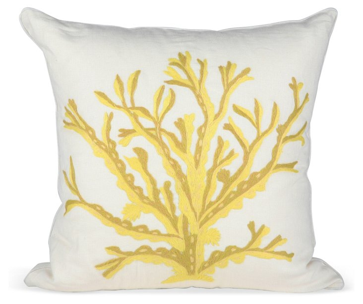 Coral Pillow II