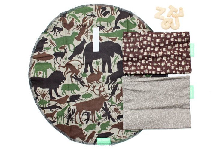 King of the Forest Wrap Set