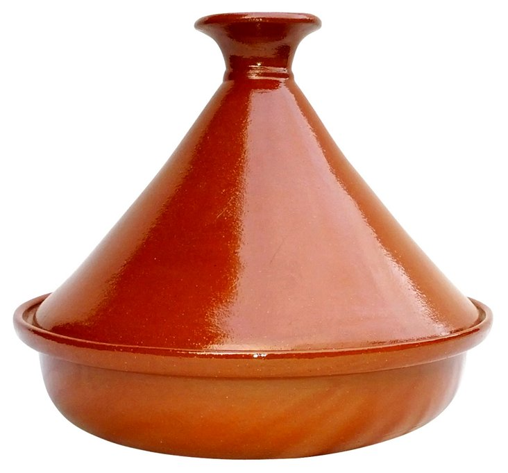 Cookable Tagine, Brown