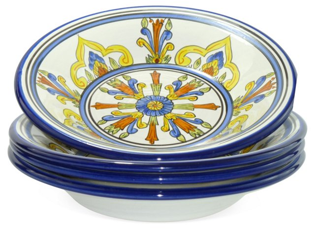S/4 Jaferjee Salad Bowls