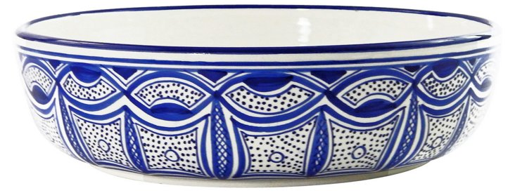 Qamara Wide Salad/Pasta Bowl