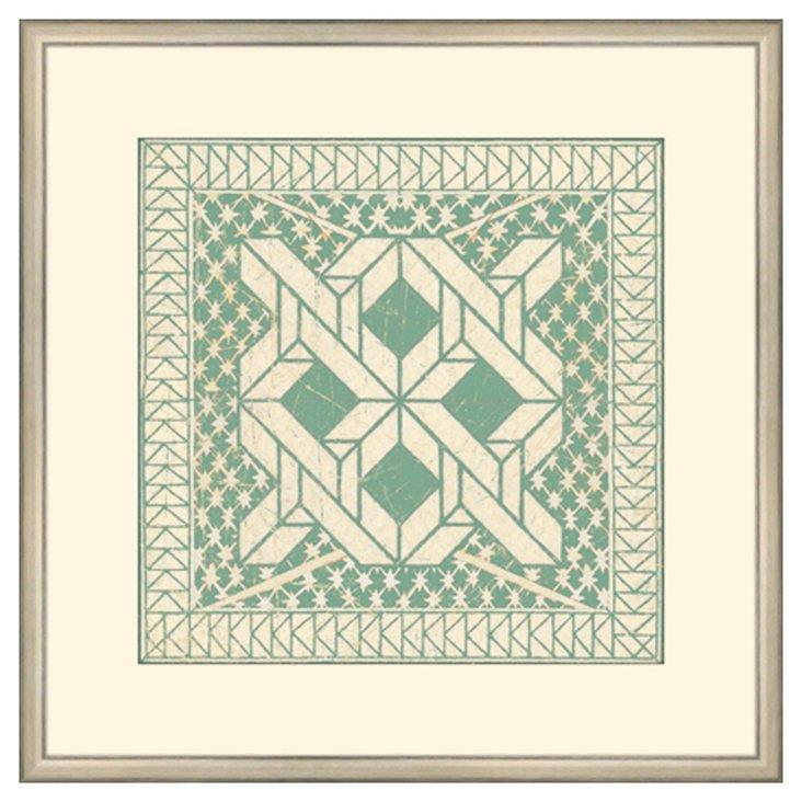 Small Spa Tile I