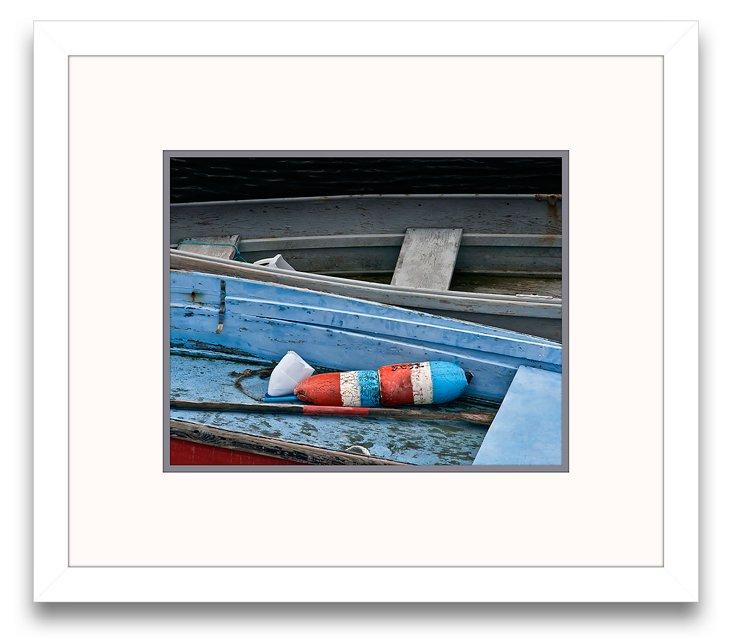 Wooden Rowboats XIV