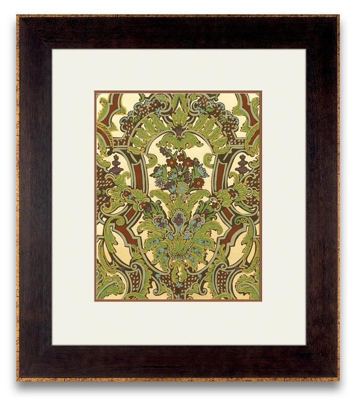 Antique Adornment Print IV