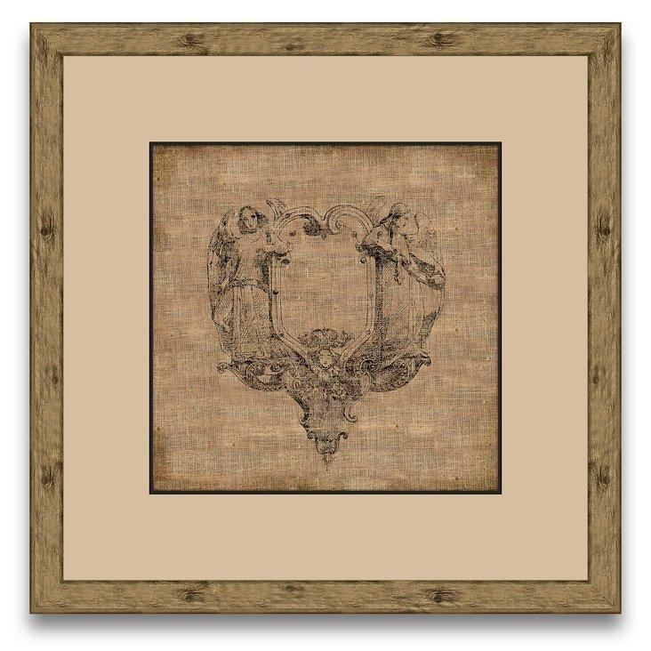 Francis Angel (Antique Linen)