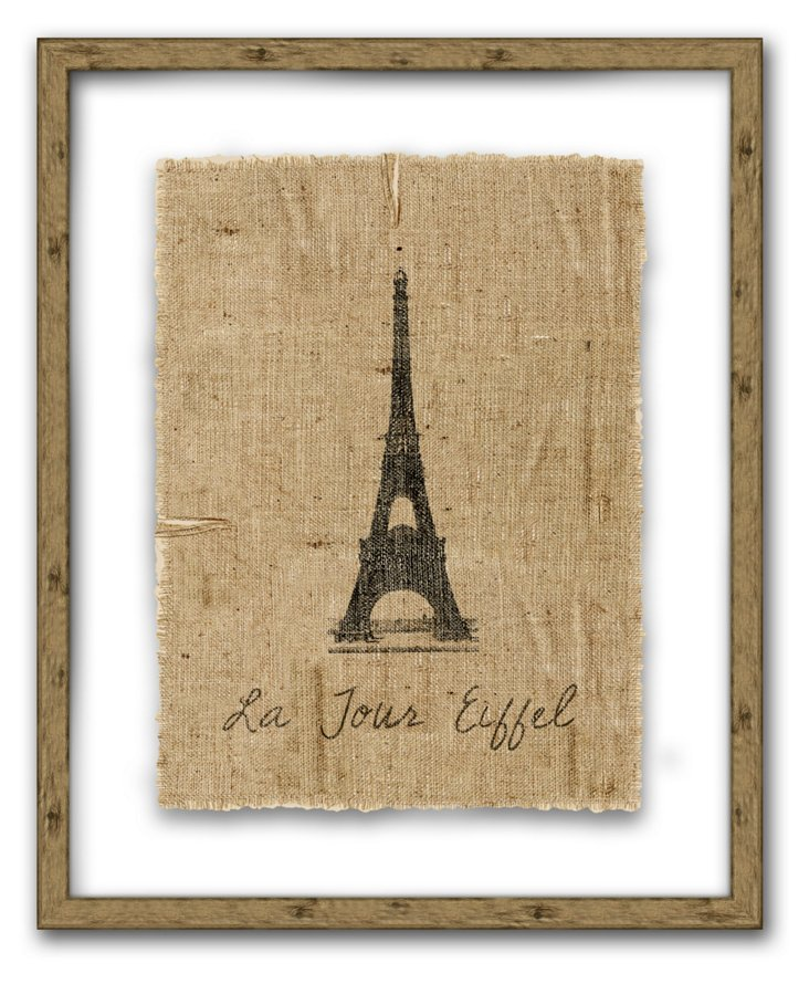 Black Eiffel