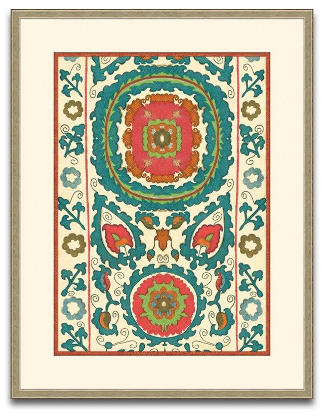 Uzbekistan Pattern VI