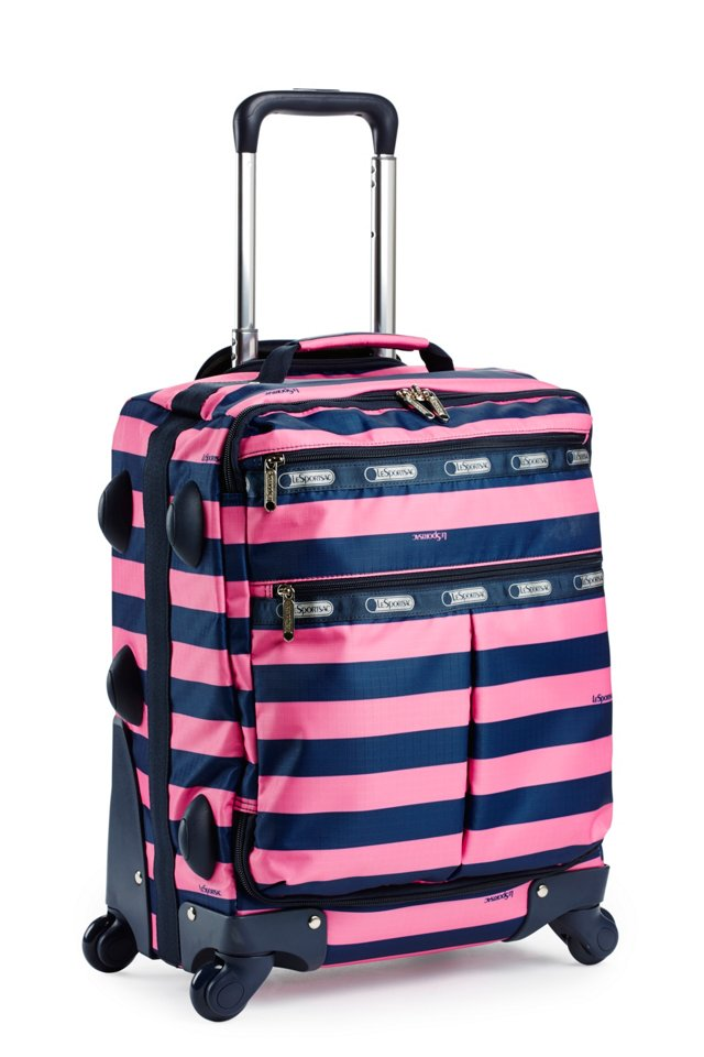 "18"" 4-Wheel Carry-On, Rugby"