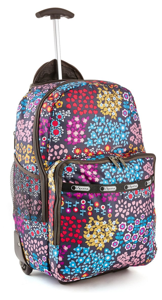 Rolling Backpack, Sugarland