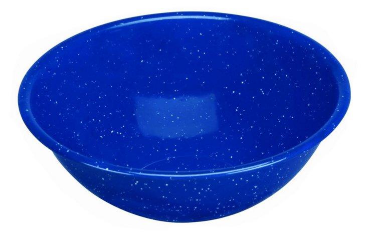 S/2 Medium Bowls, Blue