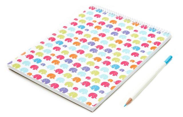 Elephants Sketchbook