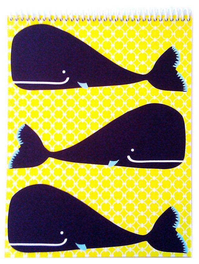 Whales Sketchbook