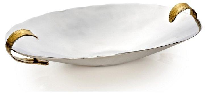 22x15 Oval Athena Bowl