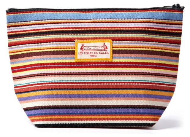 Large Cosmetic Case, Tom Multicolor