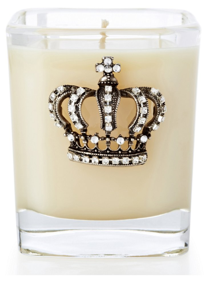 9 oz Crown Candle, Queen For A Day