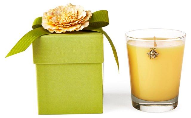 14 oz  Flower Box, Crème de la Crème