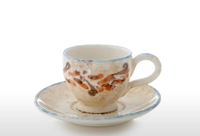 Assisi Coffee Cup & Saucer