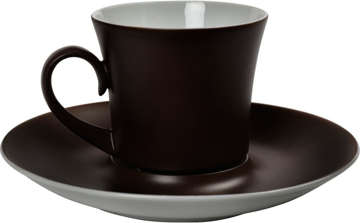Bisadosa Cups & Saucers, Svc. for 6