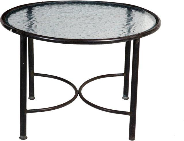 Thomas Lamb Outdoor Side Table